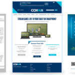 Scholes marketing Cox Hub