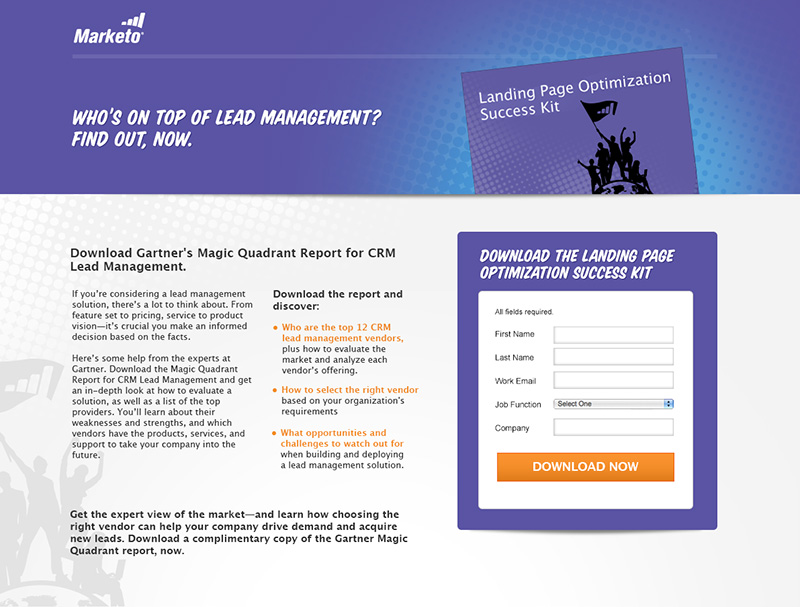 Marketo case study - spear
