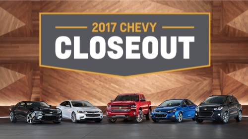 2017 CHEVY Agency 720