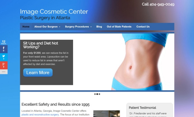 Image Cosmetic Center - Mr Technique