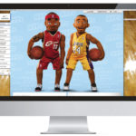Nike Basketball Website Creative