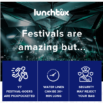 Lunchbox Email Marketing Example