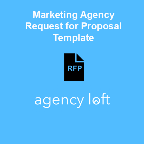 Marketing Agency Request for Proposal Template