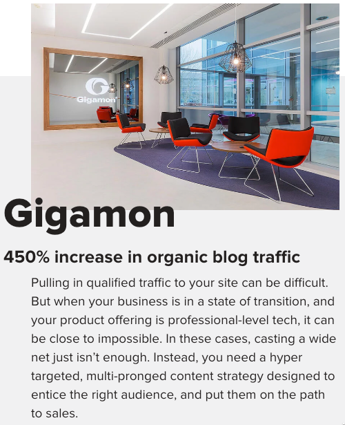 Gigamon Success Story