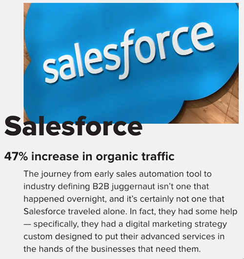 Salesforce.com Success Story