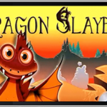Dragon Slayers Mobile App Design Example