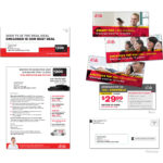 Gunderson Direct, Dish Direct Mail Example